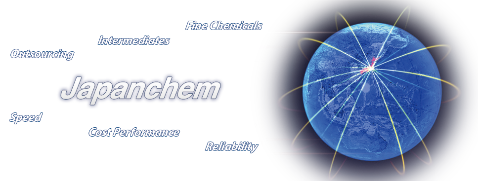 Japanchem Main Visual
